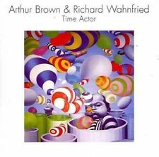 Time Actor Richard Wahnfried and Arthur B Audio CD