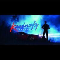 KAVINSKY - OUTRUN (LP/GATEFOLD)   VINYL LP NEW!
