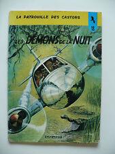 EO (bel état) - La patrouille des Castors 18 (les démons de la nuit) 1973 Mitacq