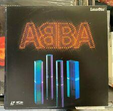 Abba in Concert 1980 Laserdisc