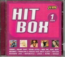 CD : Hit Box 2004-1
