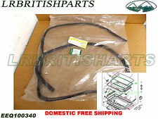 LAND ROVER SUNROOF SUN ROOF SEAL FREELANDER OEM NEW EEQ100340