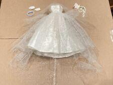 Vintage Barbie WEDDING DAY  #972