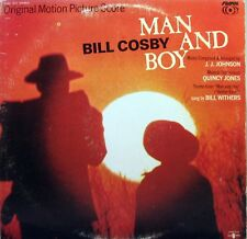 BILL COSBY MAN and BOY Soundtrack LP - Bill Withers