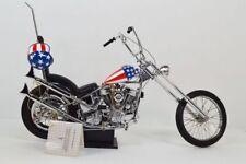 HARLEY DAVIDSON ULTIMATE CHOPPER MOTORCYCLE FRANKLIN MINT B11WL73 NEW MIB