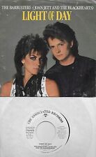 JOAN JETT  Light Of Day  rare promo soundtrack 45 with PicSleeve  Michael J Fox