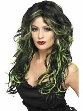 Accessoires verts sorciers Smiffys pour déguisement et costume