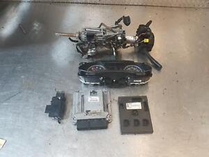 AUDI A4 SEC SET (ENGINE ECU/IMM/READER/KEY), 2.0, PETROL, B8 8K, 02/08-09/15