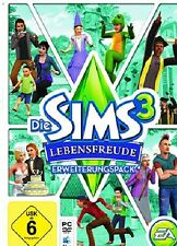 Die Sims 3 Generations/lebensfreude Erweiterung Neu Origin CD key EU/DE Version