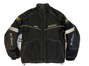 Klim Klimate Size L Gore-Tex Snowmobile Motorcycle Jacket Parka Sled Riding