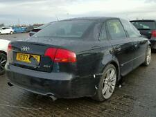 2007 AUDI A4 2.0 TFSI SE S LINE B7 IN BLACK BREAKING SPARES PARTS