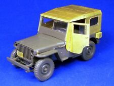 Minor 1/35 Hard-Top for WWII military Jeep
