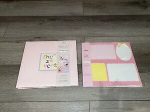 Hallmark Instant Scrapbook Baby Girl And Its A Girl Refill Pack. New.