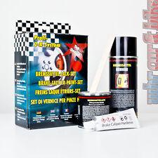 Dupli-Color Dynamic Black Bremssattellack schwarz 661105 Bremssattel-Lack Set
