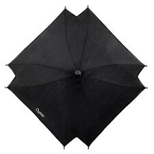 Brand new in bag Babystyle oyster parasol in black with clamp