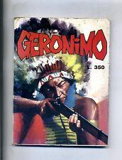 GERONIMO # Anno VI N.2 Marzo 1976 # Cerretti Editore