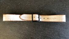 BAD Genuine Leather Painted Engineer Belt 34