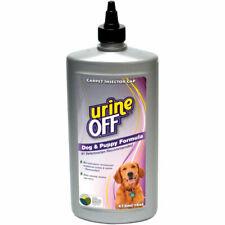 Urine off Dog and Puppy Formula Carpet Injector Cap 16 Oz