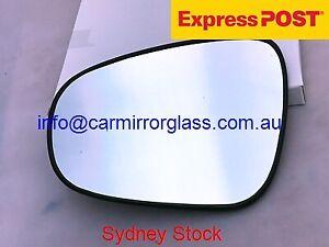 MIRROR GLASS FOR LEXUS CT CT200h CT300h ZWA10R 2011 - 2020 (Left passenger side)