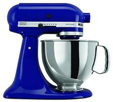 KitchenAid Stand Mixer tilt 5-Qt RRk150BU Artisan 10-speed REFURBISH Cobalt Blue