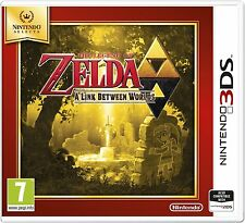 Nintendo 3DS Jeu THE LEGEND OF ZELDA: A LIEN Between Worlds 2DS COMPATIBLE