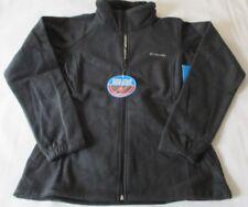 Columbia Dotswarm II Fleece Full Zip Jacket - Women's Size Large Black NWT