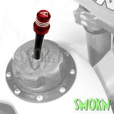 Tubo de Ventilación Depósito De Combustible De Apico Respiradero pipe honda cr 125 250 500 red 1 modo de válvula