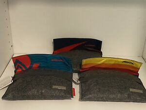 FIRST CLASS AMENITY BAGS TRAVEL BAG/KIT - 3 Collectible - AMERICAN AIRLINES