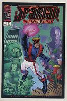 Spartan Warrior Spirit #1 1995 Wildcats Kurt Busiek Mike McKone Image Comics