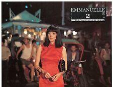 SEXY SYLVIA KRISTEL EMMANUELLE 2 1978 VINTAGE PHOTO LOBBY CARD N°9