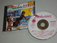 ARCADE SUNSHINE DANCE 3 /CD MIT BRONSKI BEAT MORY KANTE PACO YELLO  MAI TAI LIME