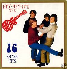 CD - THE MONKEES - 16 Smash hits