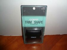 CONAIR Trim and Shape Hair Trimmer For Men 80015N V15 Everyday Styling Sealed