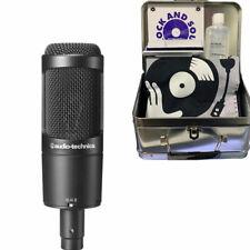 Audio-Technica AT2050 + Samson Tourtek 15ft. + Free Lunch Box