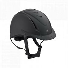 467566V Ovation Deluxe Schooler Riding Helmet with Black Vents New