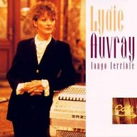Lydie Auvray Tango terrible (1994) [CD]