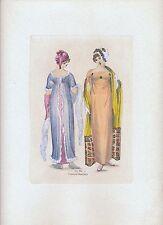 Edizioni Falteri Florence Italy HC print London Full Dresses Regency fashion