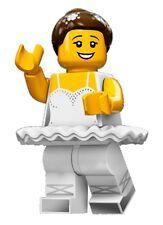 LEGO Minifigures Series 15 Ballerina dancer with tutu ballet shoes