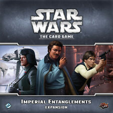 * Star Wars The Card Game Expansion Imperial Entanglements
