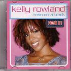 CD Single Kelly ROWLAND Train on a track 'POCK iT!'