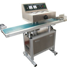 Continuous Vertical Induction Sealer Machine Bottle Sealing Machine Packing