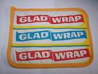 Vintage Unused Glad Wrap Potholder