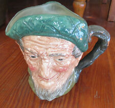 ROYAL DOULTON AULD MAC LARGE TOBY MUG - Made In England