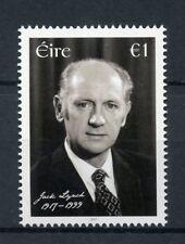 Ireland 2017 MNH Jack Lynch Taoiseach 1v Set Politicians Stamps