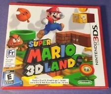 Super Mario 3D Land [ First Print / RED Case ]  (3DS) NEW