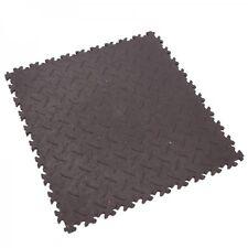 Eco Kunststoff PVC Fliesen Garagenboden Gewerbeboden Industrieboden 510x510x7mm