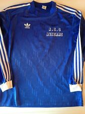 MAILLOT FOOTBALL ADIDAS VINTAGE // A.S.S AUXERRE - N°9