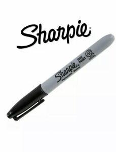 Sharpie Permanent Marker Fine Tip Black  x 1