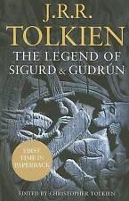 The Legend of Sigurd and Gudrun by J. R. R. Tolkien (Paperback, 2010)