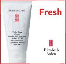 Elizabeth Arden Eight Hour Cream Intensive Daily Moisturizer for Face Spf15 30ml
